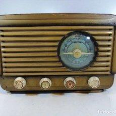 Radios de válvulas: ANTIGUA RADIO DE VALVULAS ONDA CORTA. Lote 112351507