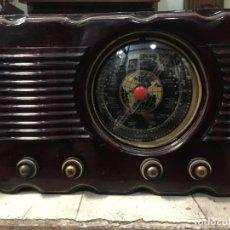 Radios de válvulas: RADIO ANTIGUA POCO COMÚN MARCA CID. Lote 112831591