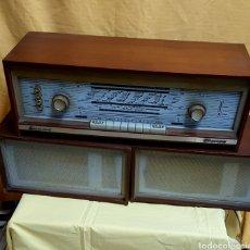 Radios de válvulas: RADIO LUXOR STEREO. Lote 112920722