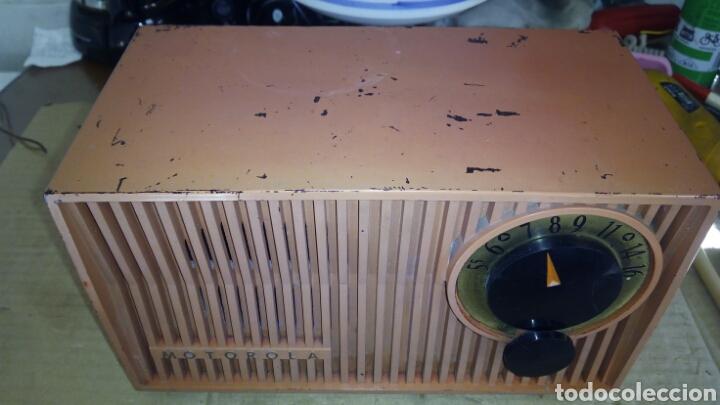 Radios de válvulas: Radio Motorola 53R, Américano,(Funcionando) - Foto 5 - 113167483