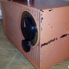 Radios de válvulas: RADIO MOTOROLA 53R, AMÉRICANO,(FUNCIONANDO). Lote 113167483