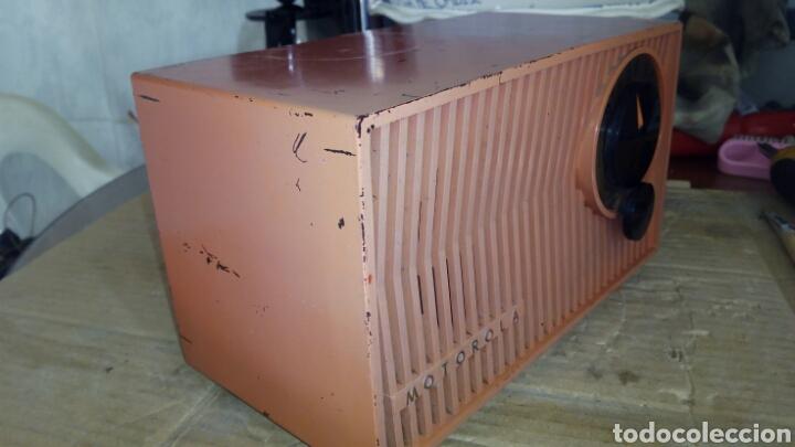 Radios de válvulas: Radio Motorola 53R, Américano,(Funcionando) - Foto 6 - 113167483