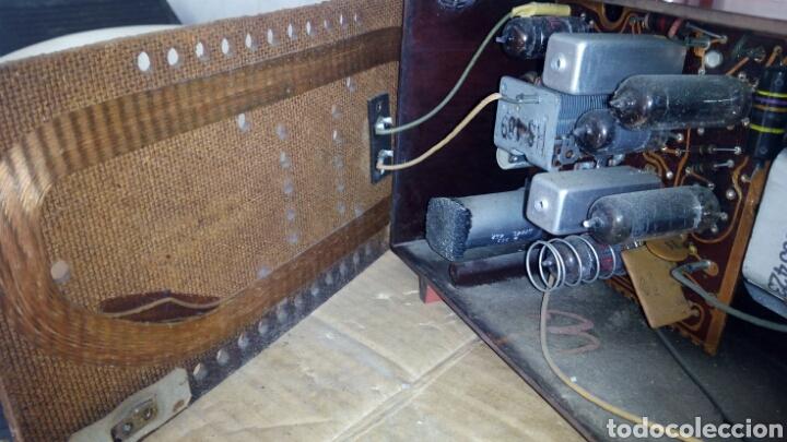 Radios de válvulas: Radio Motorola 53R, Américano,(Funcionando) - Foto 10 - 113167483