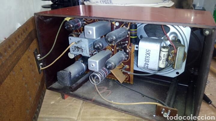 Radios de válvulas: Radio Motorola 53R, Américano,(Funcionando) - Foto 21 - 113167483