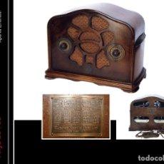 Radios de válvulas: RADIO DE VÁLBULAS EMERSON . USA AÑOS 30 ORIGINAL Y FUNCIONANDO. Lote 113624495