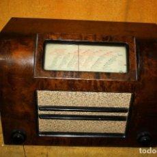 Radios de válvulas - STERN STERN CONCERTON TYP U7 FUNCIONA - 113713631