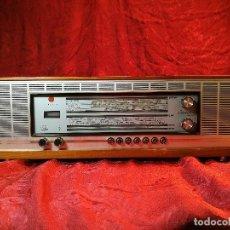 Radios de válvulas: RADIO MULTIBANDAS SOBREMESA PHILIPS CASTOR STEREO 461 --1967 VALVULAS. Lote 113944175