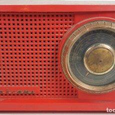Radios de válvulas: RADIO DE SOBREMESA MARCONI. UM-137. PLÁSTICO. ESPAÑA. 1952. . Lote 114250207