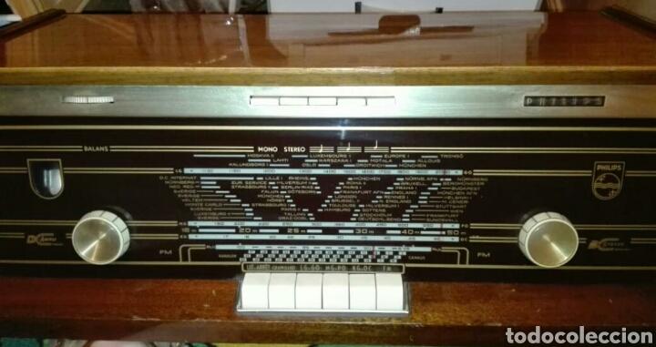 RADIO PHILIPS (Radios, Gramófonos, Grabadoras y Otros - Radios de Válvulas)