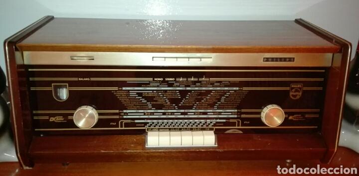 Radios de válvulas: Radio Philips - Foto 4 - 114465135