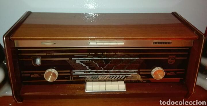 Radios de válvulas: Radio Philips - Foto 5 - 114465135