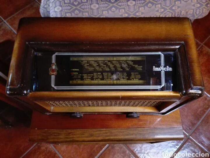 Radios de válvulas: Radio Invicta - Foto 2 - 114466599