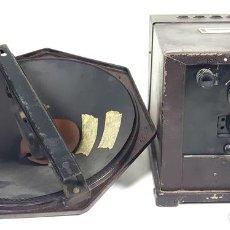 Radios de válvulas: RADIO PHILIPS MODELO 2515 A VALVULAS. PINTURA ORIGINAL. 125 V. 1928-1930.. Lote 207158367