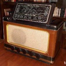 Radios de válvulas: RADIO DE VÁLVULAS ANTIGUA MARCA INVICTA MOD. 243. Lote 114613763