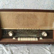 Radios de válvulas: RADIO MADERA TELEFUNKEN SIN CABLE. Lote 114903503