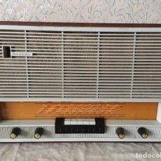 Radios de válvulas: RADIO GRISELIDIS MADERA. 1960. FRANCIA. Lote 114934075