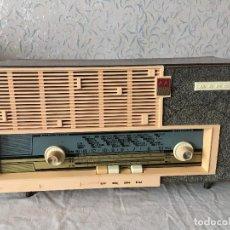 Radios de válvulas: RADIO MARCONI AM-3301 LICENCIA ESPAÑOLA. 1967. FUNCIONA AM.125 V. Lote 114939983