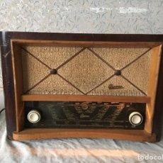 Radios à lampes: RADIO MARCA BARCO FUNCIONANDO 220V. 1940 BÉLGICA. PRECIOSA. Lote 115137711