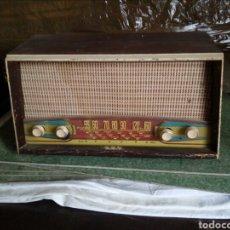 Radios de válvulas: RADIO DE VALVULAS MARCA ECO. Lote 115292790