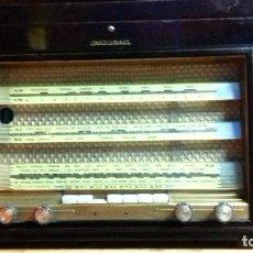 Radios de válvulas: RADIO - TOCADISCOS SUPERLUX. Lote 115408011