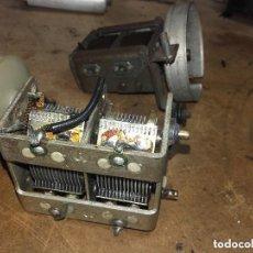 Radios de válvulas - Antiguos condensadores de radio de valvulas, 2 - 115544563