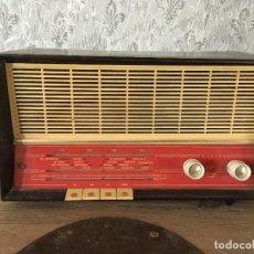 Radios de válvulas: RADIO PHILIPS VINTAGE. IDEAL DECORACIÓN. Lote 115747223