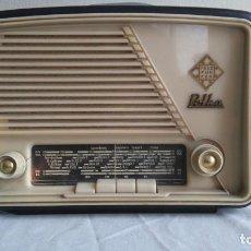Radios de válvulas: RADIO TELEFUNKEN POLKA.1956 FRANCIA.. Lote 116068587