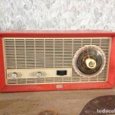 Radios de válvulas: RADIO SBR R18 220 V.RETRO. Lote 116134379