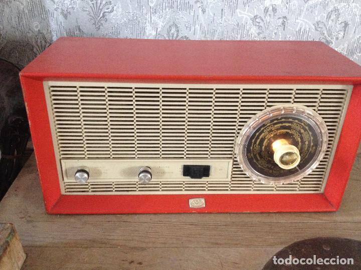 Radios de válvulas: RADIO SBR R18 220 V.RETRO - Foto 2 - 116134379