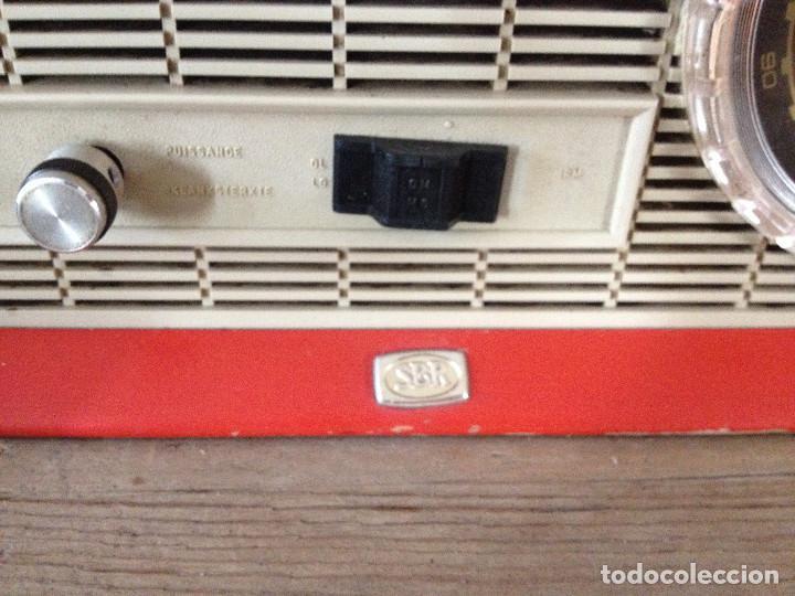 Radios de válvulas: RADIO SBR R18 220 V.RETRO - Foto 4 - 116134379