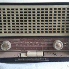 Radios de válvulas: RADIO PHILIPS B2E92U FUNCIONANDO.AÑO 1959.ESPAÑA. Lote 116135671