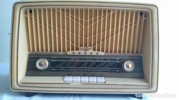 RADIO ERRES KY 583.1958.PAISES BAJOS. (Radios, Gramófonos, Grabadoras y Otros - Radios de Válvulas)