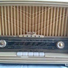Radios de válvulas: RADIO ERRES KY 583.1958.PAISES BAJOS.. Lote 116136011