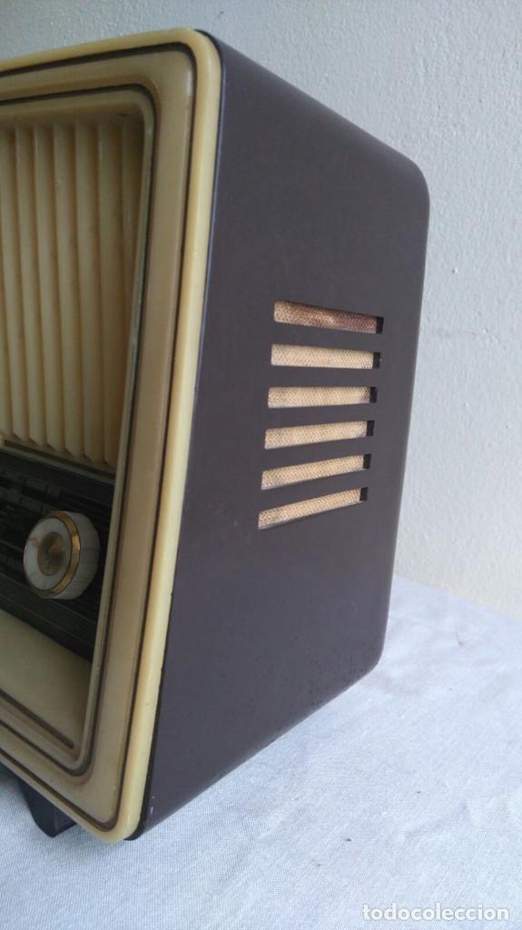 Radios de válvulas: RADIO ERRES KY 583.1958.PAISES BAJOS. - Foto 3 - 116136011