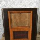 Radios de válvulas: RADIO PYE SOBREMESA. CON PRESINTONIA. INGLATERRA 1938. 220V. Lote 116295171