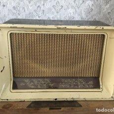 Radios de válvulas: RADIO HIS MASTER VOICE MODEL1125. GRAN BRETAÑA 1953. Lote 116353619