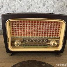 Radios de válvulas: RADIO BLAUPUNKT ROMANZE. 125V. IDEAL DECORACIÓN. MUY BONITA. Lote 116355059