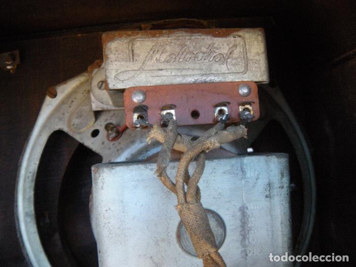 Radios de válvulas: ESPECTACULAR RADIO JOSANSO - Foto 5 - 116648243