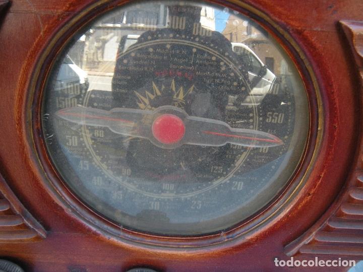 Radios de válvulas: ESPECTACULAR RADIO JOSANSO - Foto 15 - 116648243