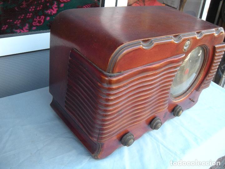 Radios de válvulas: ESPECTACULAR RADIO JOSANSO - Foto 16 - 116648243