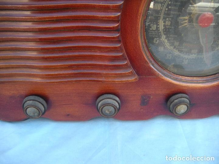 Radios de válvulas: ESPECTACULAR RADIO JOSANSO - Foto 18 - 116648243