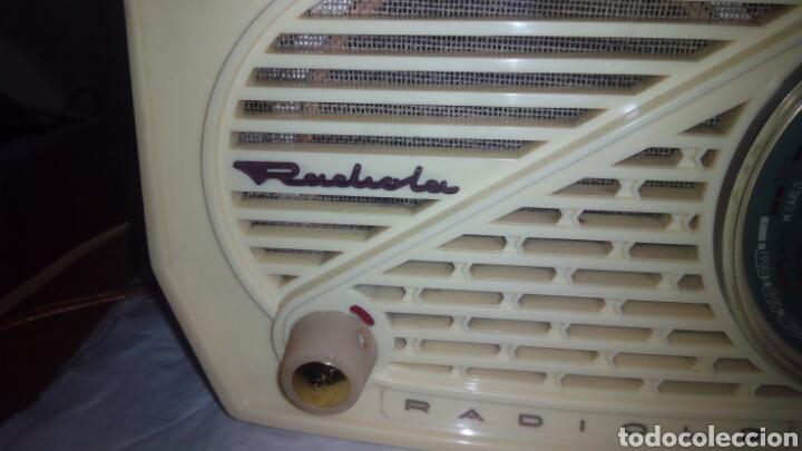 Radios de válvulas: Pequeña Radio Radiola.Funcionando - Foto 4 - 116815447