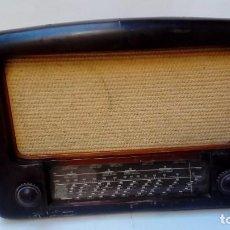 Radios de válvulas: RADIO BAYONA. Lote 117000943