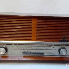 Radios de válvulas: GRUNDIG TYPE RF 120. Lote 117003723