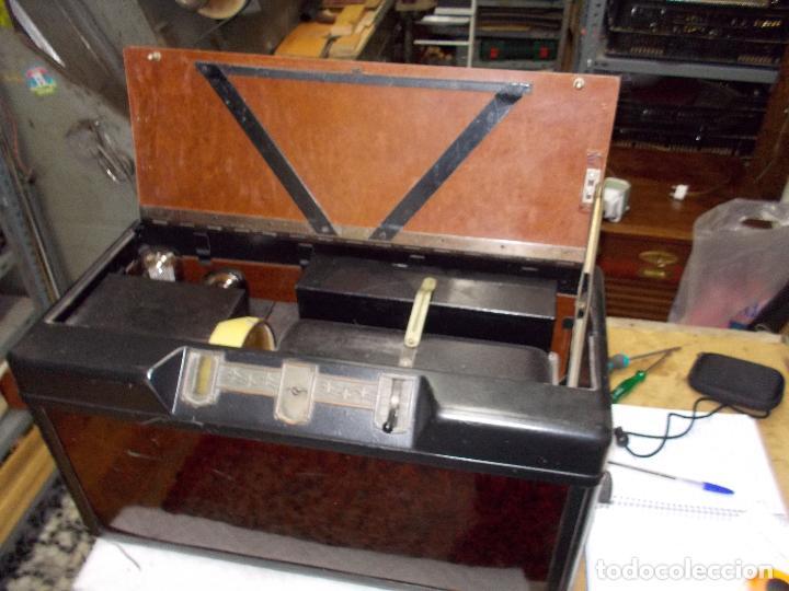 Radios de válvulas: Radio Philips 2511 - Foto 15 - 117059259