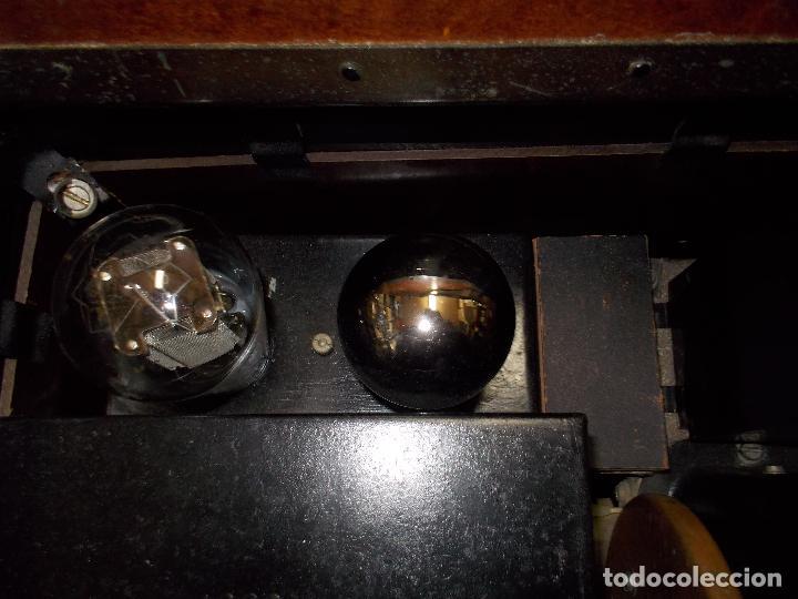Radios de válvulas: Radio Philips 2511 - Foto 18 - 117059259