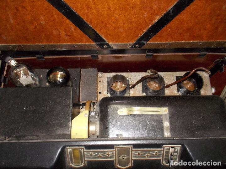 Radios de válvulas: Radio Philips 2511 - Foto 20 - 117059259