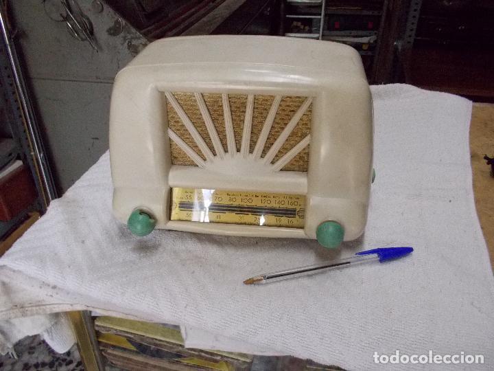 RADIO ESPAÑOLA (Radios, Gramófonos, Grabadoras y Otros - Radios de Válvulas)