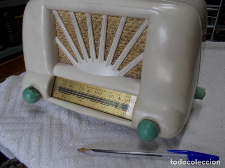 Radios de válvulas: Radio española - Foto 2 - 117061919