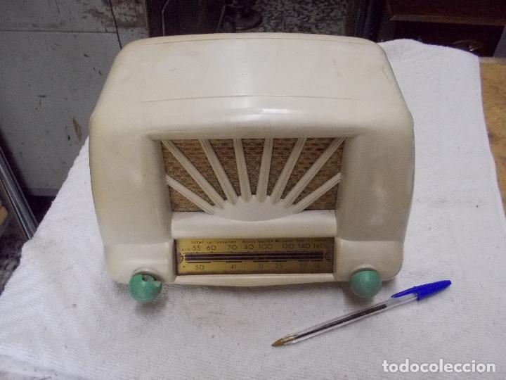 Radios de válvulas: Radio española - Foto 7 - 117061919